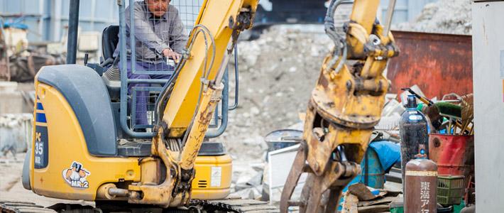 解体工事の施工価格について